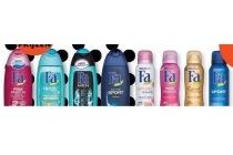 fa douche en deodorant