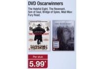 dvd oscarwinnaars