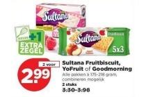sultana fruitbiscuit