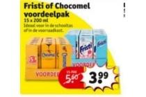 fristi of chocomel voordeelpak