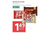 nestle chocolade