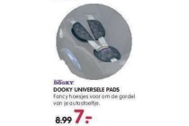 dooky universele pads