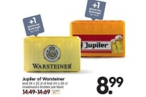 jupiler of warsteiner