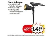 solar tuinspot