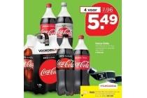 alle coca cola flessen