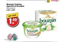 boursin cuisine aperitif of kruiden