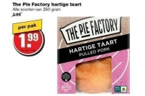 the pie factory hartige taart
