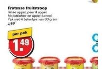 frutesse fruitstroop