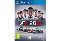 f1 2016 of playstation 4