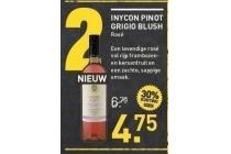 inycon pinot grigio blush