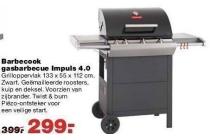 gasbarbecue impuls 4 0