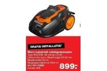 worx landroid robotgrasmaaier