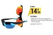 b twin fietsbril