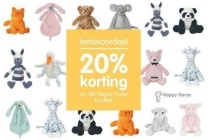 gehele assortiment happy horse knuffels