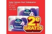 nalys velours maxi toiletpapier