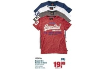 superdry heren t shirt