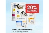 perfect fit kattenvoeding