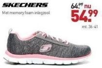 skechers flex appeal dames sneakers