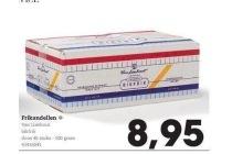 van lieshout frikandellen nu eur8 95 per stuk