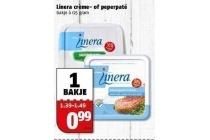 linera creme of peperpate