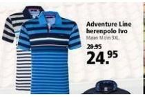 adventure line herenpolo ivo