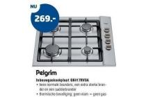 pelgrim inbouwgaskookplaat gk417rvsa