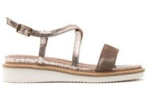 tamaris sandaal taupe