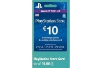 playstation store giftcard