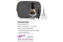 tweezerman kit nu voor eur67 46