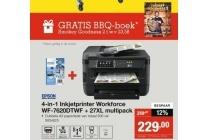 epson 4 in1 inkjetprinter workforce wf 7620dtwf 27xl multipack