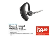 plantronics bluetooth headset voyager legend