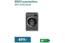 beko wasmachine wtc 8733 xcm