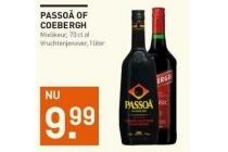 passoa of coebergh