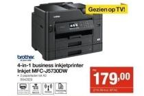 brother 4 in 1 business inkjetprinter inkjet mfc j5730dw