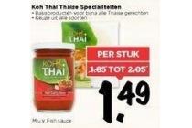koh thai thaise specialiteiten