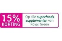 superfoods supplementen