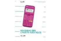 rekenmachine casio fx 82ex roze