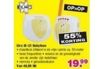 elro ib 33 babyfoon
