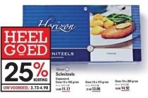 horizon schnitzels