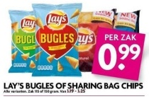 lay s bugles of sharing bag chips