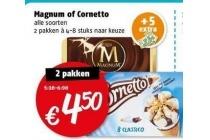 magnum of cornetto