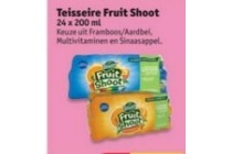 teisseire fruit shoot