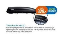 thule pacific 780 l