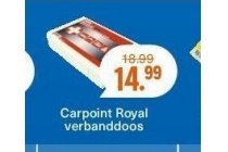 carpoint royal verbanddoos