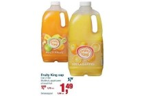 fruity king sap