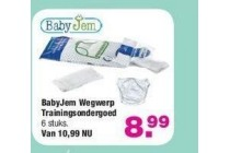 babyjem wegwerp trainingsondergoed