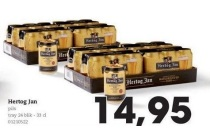 hertog jan tray 24 blik