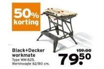 black decker workmate