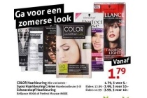 diverse zomerse look producten