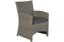 wicker stoel